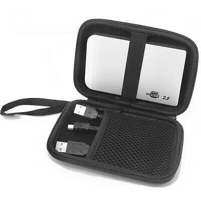 £3.99 • Buy 2.5 Inch External Hard Disk Drive Case Carry Pouch For Seagate Western Digital