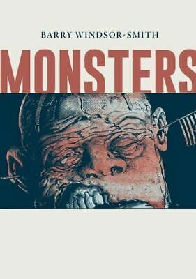 £17.72 • Buy Monsters By Barry Windsor-Smith
