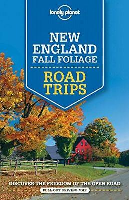 £3.03 • Buy Lonely Planet New England Fall Foliage Road Trips (Travel Guide), Vorhees, Mara,