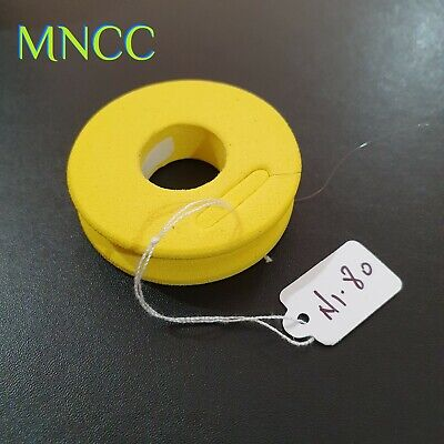 AU3.69 • Buy 2m X 0.08mm 216.7Ω/m Nichrome Round Resistance Wire 40AWG For Heating Elements