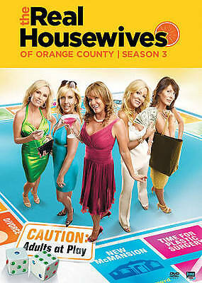 £24.84 • Buy The Real Housewives Of Orange County: Season 3  DVD