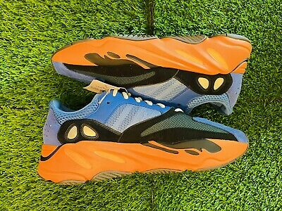 $ CDN521.59 • Buy Size 10 - Adidas Yeezy Boost 700 Bright Blue DS *In Hand*