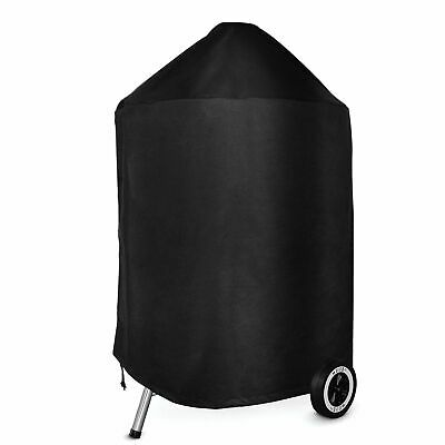 $ CDN24.20 • Buy Grill Cover For Weber 7149 Charcoal Grills 22.5-In Weather Resistant Black