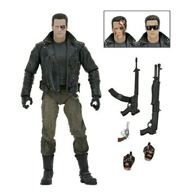 £37.54 • Buy Neca - Terminator Ultimate Police Station Assault T-800 Action Figure - New