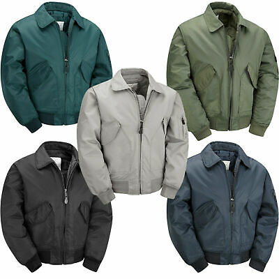 £38.49 • Buy US New MA2 Flight Jacket Army Security CWU Flying Air Force Padded Bomber Cobles
