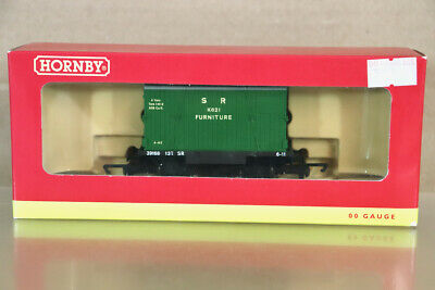 £18.50 • Buy HORNBY R6318 SOUTHERN SR CONFLAT WAGON 39168 & CONTAINER LOAD MINT BOXED Nz