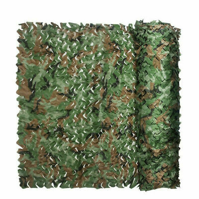 £11.99 • Buy Camouflage Net Jungle Hunting Shooting Hide Army Camping Woodland Military Blind