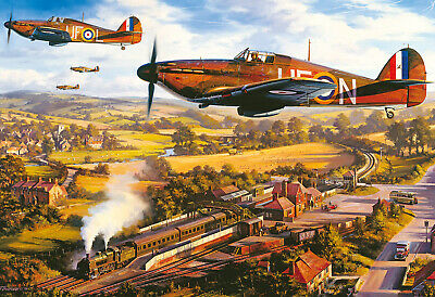 £11.99 • Buy Gibsons - 500 PIECE JIGSAW PUZZLE - Tangmere Hurricanes