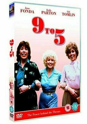 AU6.24 • Buy 9 To 5 (dolly Parton Jane Fonda) Dvd