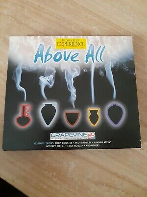 £7.50 • Buy Above All Grapevine 2003  Cd