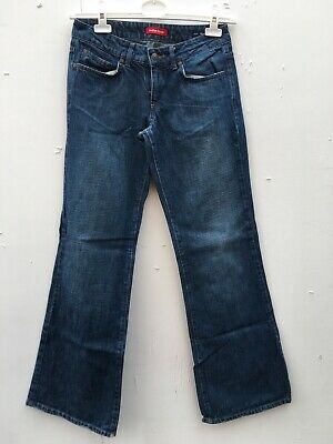 £30 • Buy Ladies Indian Rose Jeans Size 29 Low Waist