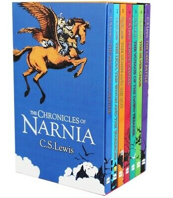 £10.62 • Buy The Complete Chronicles Of Narnia ( Boxed Set 7 Books ), Lewis, C. S., New,