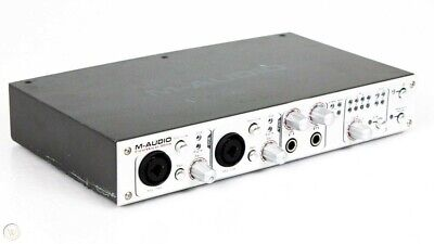 $96.63 • Buy M-Audio FireWire 1814 Audio Interface 18 In/14 Out - Super Fast Delivery