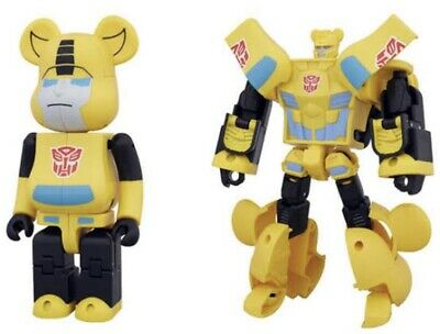 $74.49 • Buy Bearbrick X Transformers 30yr Spec Ed.Bumblebee200% New In Box.RARE! Medicom