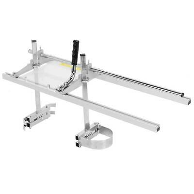 £82.02 • Buy Adjustable Chainsaw Guide Bar Planking Mill Attachment Lumber Milling 14  To 36