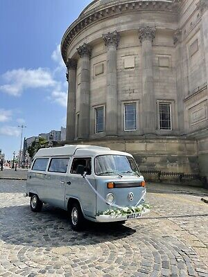 £215 • Buy Special Offer VW Campervan Wedding Hire Cheshire, Wirral And North Wales