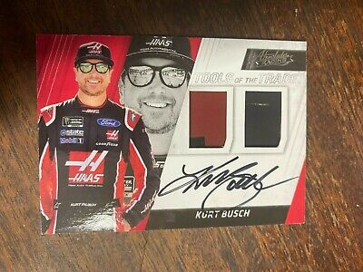 AU1.28 • Buy Kurt Busch 2017 Absolute Tools Of The Trade Auto/race Used Card #ttds-ku