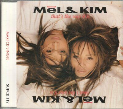 £7.34 • Buy MEL AND KIM That's The Way It Is CD UK Supreme 1988 3 Track CD Single SUPCD117