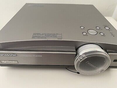 AU100 • Buy PANASONIC AE500 High Definition (HD) HOME THEATRE Projector