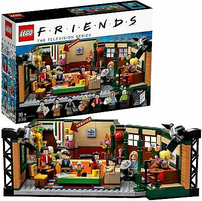 £62.50 • Buy LEGO 21319 Ideas Central Perk Friends TV Show Series With  Iconic Cafe Studio