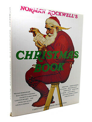 $ CDN147.15 • Buy Molly ROCKWELL NORMAN ROCKWELL'S CHRISTMAS BOOK 1st Edition 1st Printing