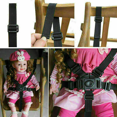 AU7.83 • Buy 5Point Safety Baby Kids Harness Stroller High Chair Pram Car Strap I4E2 I5G4
