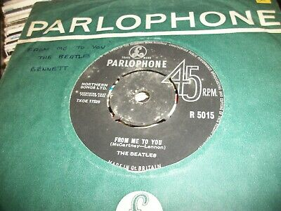 £2.25 • Buy The Beatles- From Me To You Vinyl 7  45rpm Co