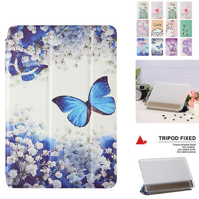 AU10.48 • Buy For Amazon Kindle Fire7/HD8/HD10 Smart Shockproof PU Leather Stand Case Cover