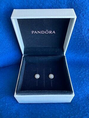 AU20 • Buy Pandora Round Sparkle Stud Earrings