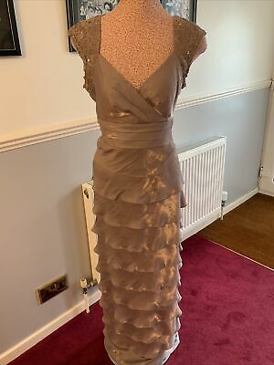 £10 • Buy Jessica Howard Ball Gown Maxi Dress - Size 12 🇬🇧