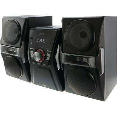 £70.96 • Buy Home Music System Bluetooth Mini Stereo W/ FM Tuner LED Lights CD Player USB NEW