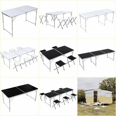 £39.99 • Buy Kitchen Dining Garden Outdoor Picnic Camping Folding Portable Chair Table Set UK