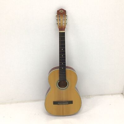 AU10.49 • Buy Canora Acoustic Guitar Brown PICK UP ONLY #453