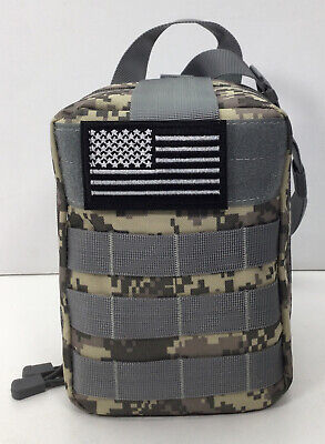 $49.99 • Buy Survival Molle First Aid Kit Emergency Gear Military Trauma Bag Professional 152
