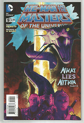 $2.59 • Buy He-man And The Masters Of The Universe # 9 * Dc Comics * Near Mint