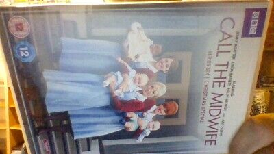 Call The Midwife - Series 6 DVD VGC ALL NICE AND CLEAN -3 DISC SET CERT 12 UK • 6.60£