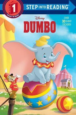£5.01 • Buy Dumbo Deluxe Step Into Reading (Disney Dumbo). Step Into Reading(R)(Step 1) B...