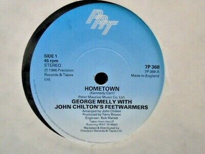 £1.95 • Buy George Melly With The Feetwarmers   Hometown    Ex+ Cond.in Pic Sl.