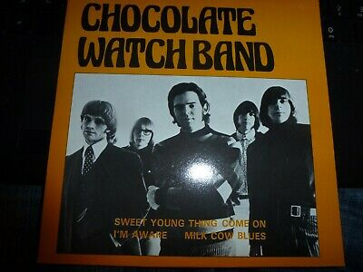 £10.81 • Buy Chocolate Watch Band French EP W/picture Sleeve Mint EVA 2004 Northern Soul  7