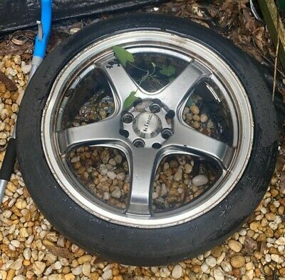AU500 • Buy King Alloy Wheels 18 Inches And Tyres For Suzuki Swift