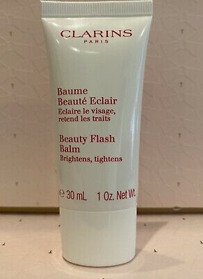£14.50 • Buy Clarins Beauty Flash Balm Brightens Tightens 30ml New & Sealed