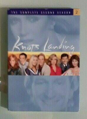 £22.82 • Buy KNOTS LANDING  The Complete 2 Two Second Season  DVD