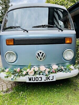 £215 • Buy Limited Time Offer VW Campervan Wedding Car Hire