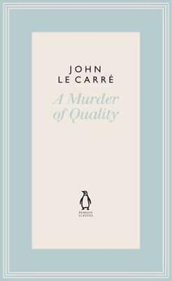 £10.35 • Buy A Murder Of Quality By John Le Carré (author)