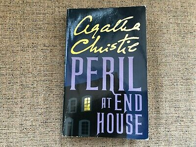 £2 • Buy PERIL AT END HOUSE  Agatha Christie  Paperback