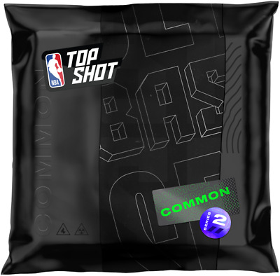 $15.50 • Buy NBA Top Shot NFT 1 Electronic Pack Base Set Series 2 Release 33 IN HAND READ!