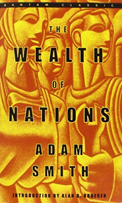 AU23.53 • Buy Smith, Adam-wealth Of Nations, The (uk Import) Book New