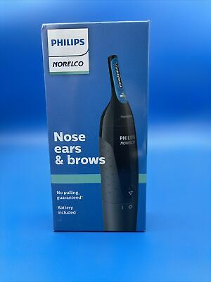 AU12.74 • Buy Philips Norelco Nose Ears & Brows Trimmer
