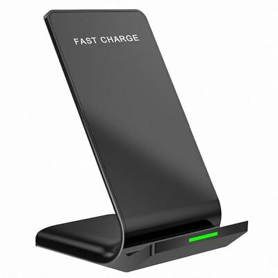 $ CDN20.59 • Buy Qi Fast Wireless Charger Wireless Charger Stand