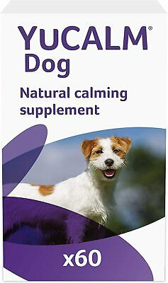 £20.79 • Buy Lintbells   YuCALM Dog   Calming Supplement For Dogs Who Are Stressed Or Nervous